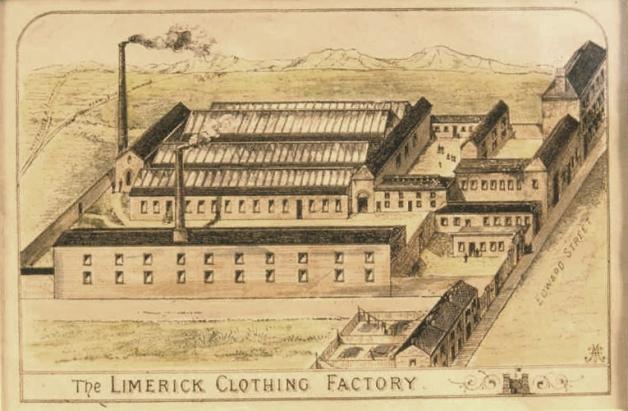 Sir Peter Taits Factory, Limerick