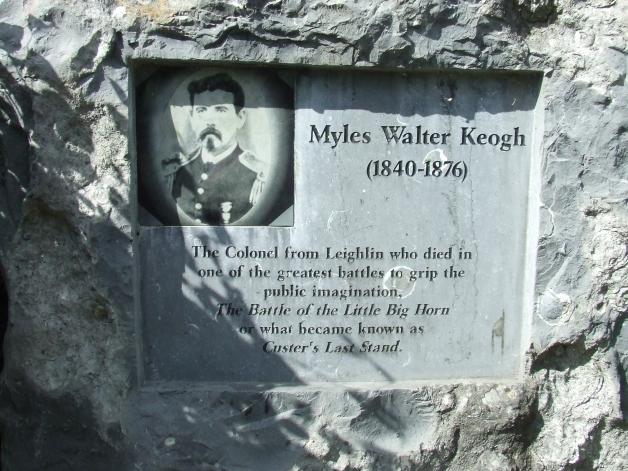 Keogh Memorial Detail 2 Leighlinbridge 19.6.10