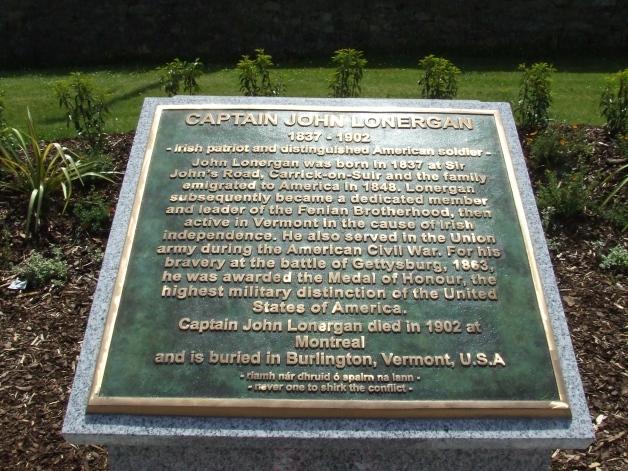 Lonergan Memorial 9 19.6.10