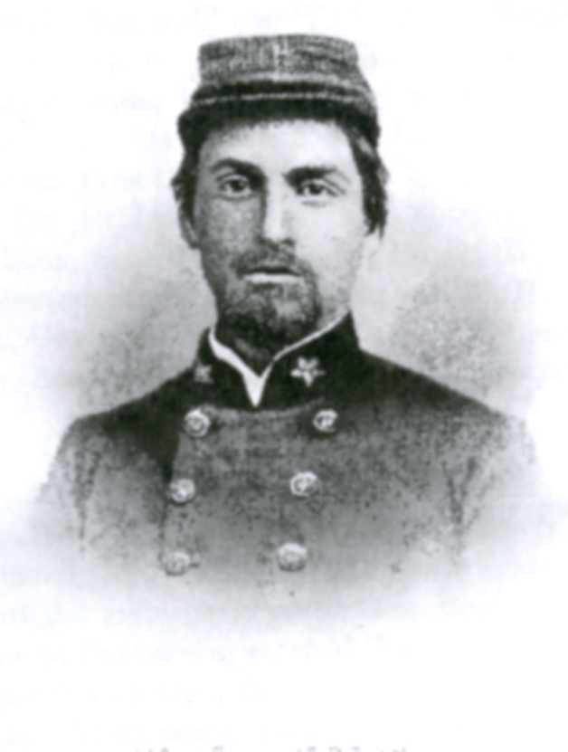 Major Person, 5th Confederate Regiment