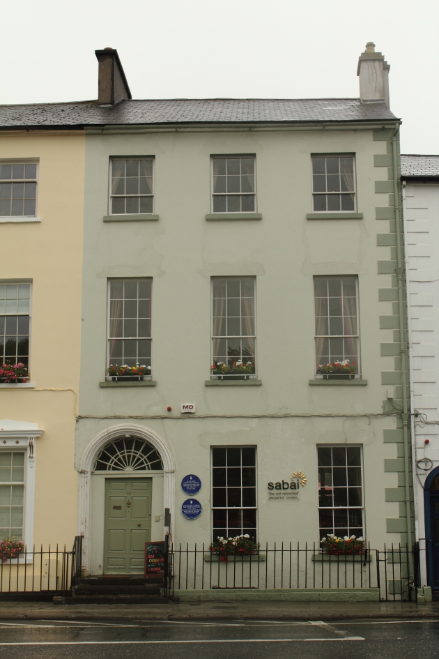 Derrynane House, 19 The Mall, Waterford. Thomas Francis Meagher grew up here