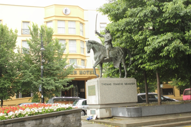 Thomas Francis Meagher Memorial, The Mall, Waterford