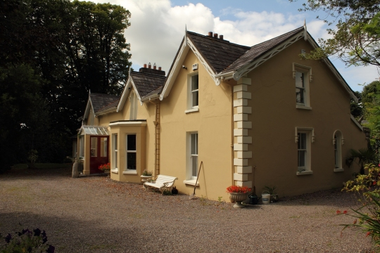 Bride Park Cottage, Killumney, Co. Cork. Birthplace of Major-General Patrick Cleburne, C.S.A.
