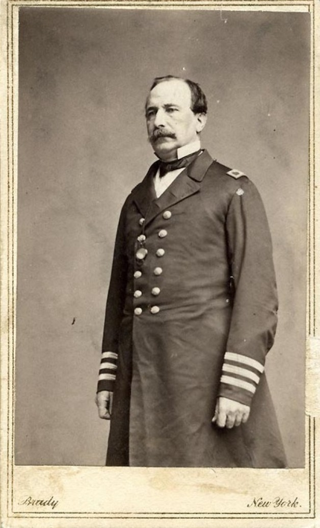 Commander Stephen C. Rowan