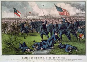 The Battle of Corinth
