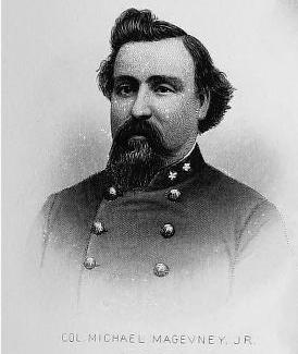Colonel Michael Magevney 154th Tennessee