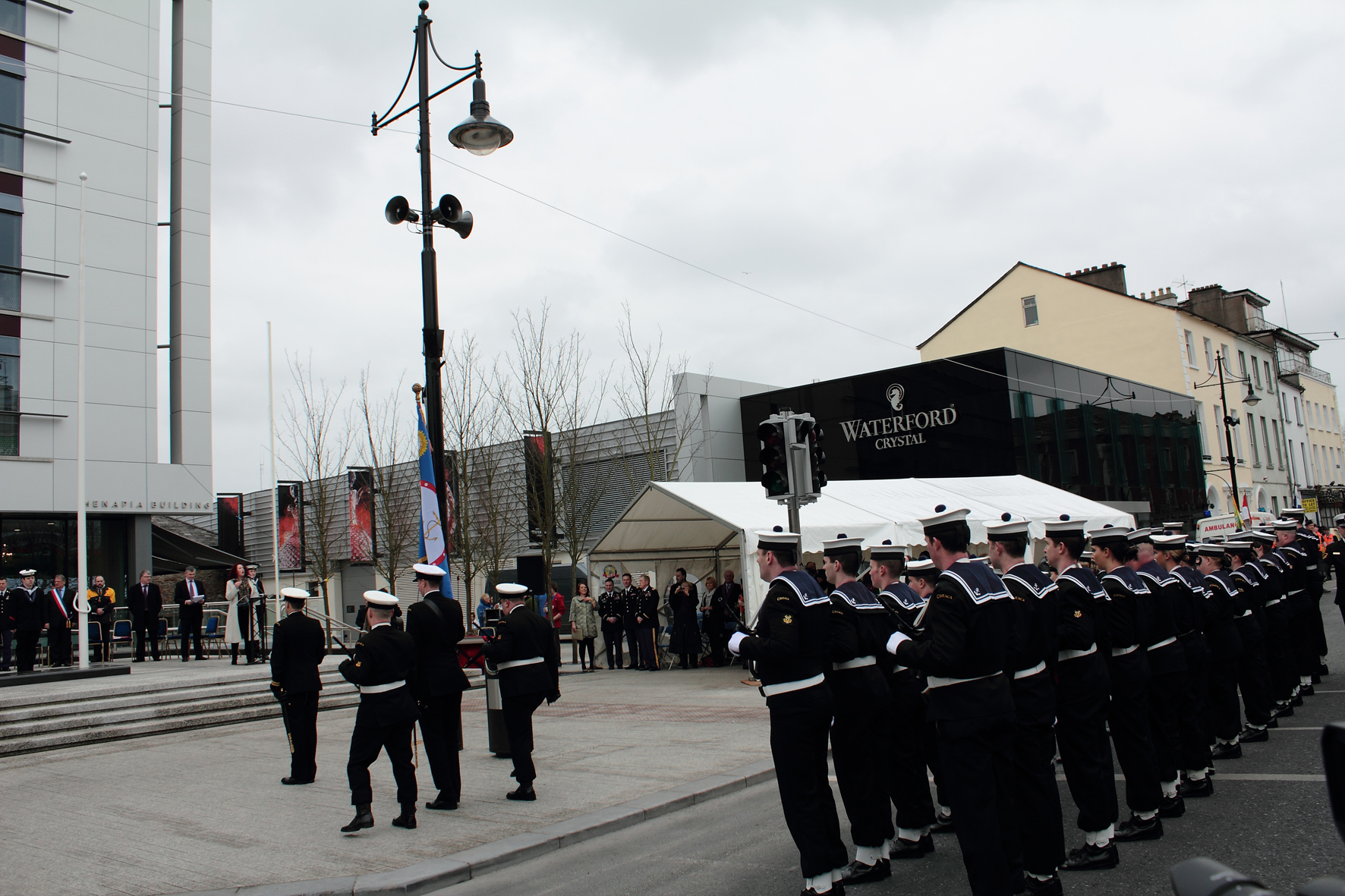 Irish Naval Reserve