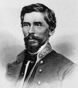 Major-General Patrick Cleburne, Confederate Army of Tennessee