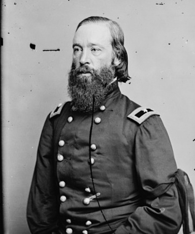 Brigadier-General Thomas Sweeny, Army of the Tennessee
