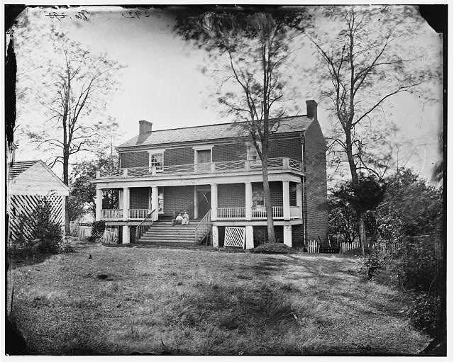 McLean House Appomattox