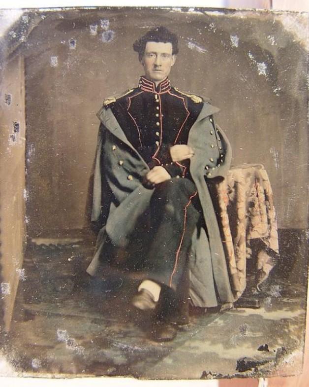 Private William Haberlin