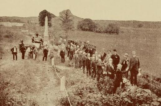 Picketts Charge Veterans