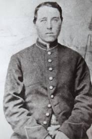 Albert D.J. Cashier 95th Illinois