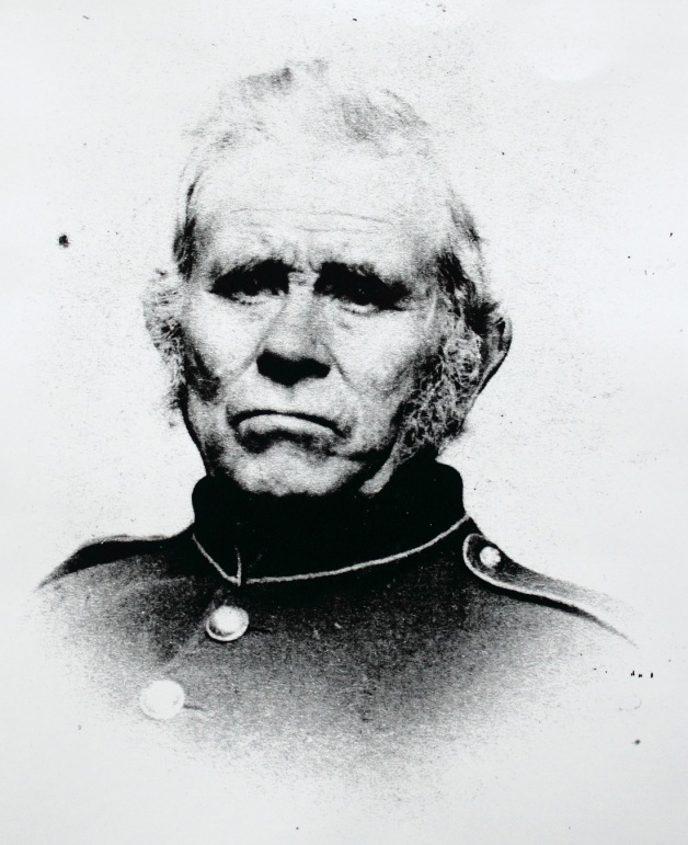 Private Barney McAvoy, 154th New York Infantry (Library of Congress image, with thanks to Mark Dunkelman for providing a copy)
