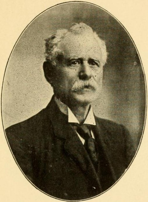 Michael Dougherty, 13th Pennsylvania Cavalry, in later life