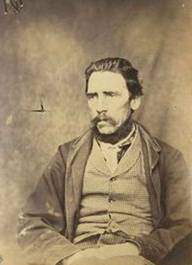 William Pope, Private, Confederate Army.