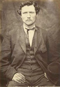 Maurice Fitzharris, First Lieutenant, 42nd New York Infantry. Rose from the ranks, having enlisted in 1861. Wounded four times during the war, including while commanding skirmishers facing Pickett's Charge at Gettysburg. Member of the Potomac Circle of the Fenian Brotherhood during the war. (Kane 2002: 121)