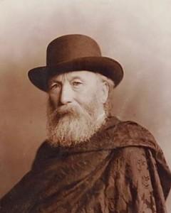 James Stephens, leader of the Irish Republican Brotherhood (Image via Wikipedia)