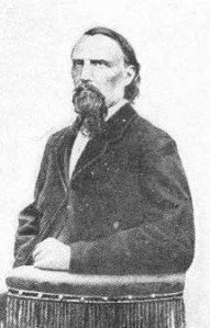 John O'Mahony, Head Centre of the Fenian movement in the United States (Image via Wikipedia)