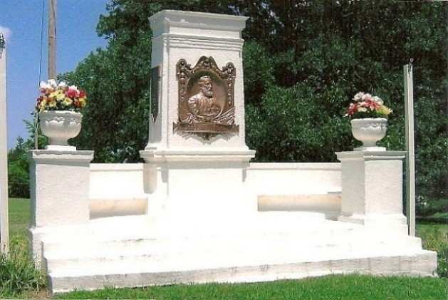 General Michael Kelly Lawler Memorial, Equality, Illinois