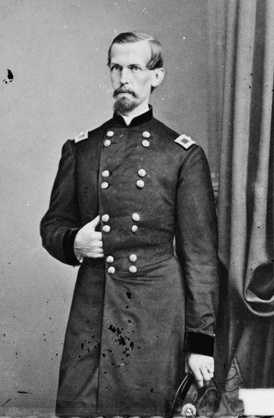 Brigadier-General Michael Corcoran (Library of Congress)