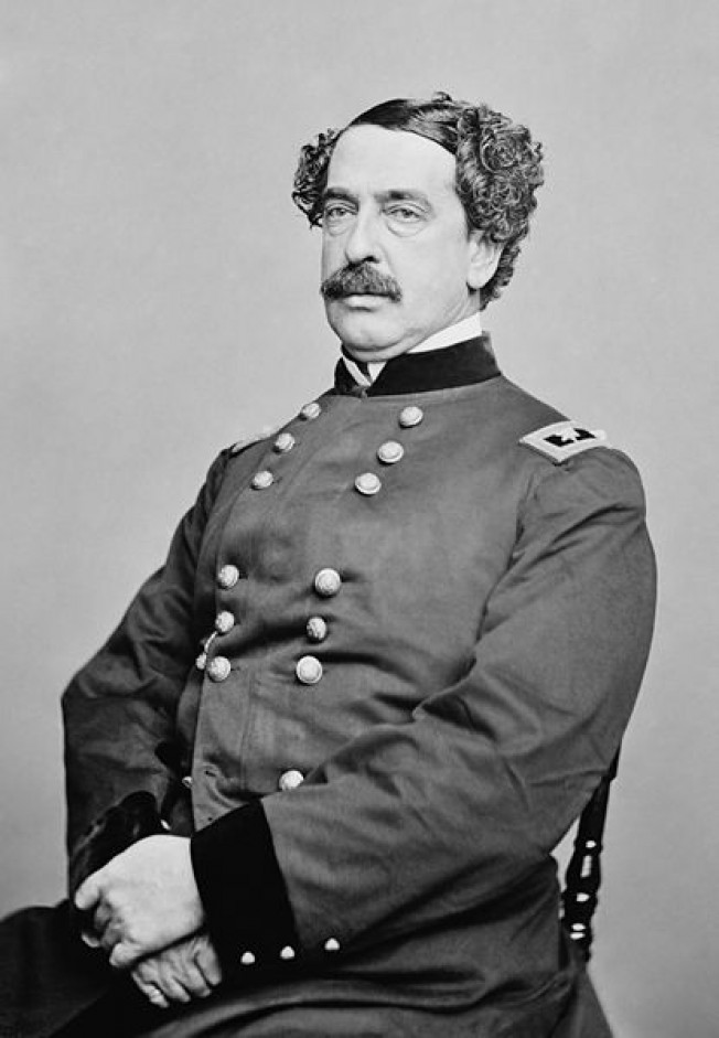 Abner Doubleday as a General of U.S. Volunteers (Library of Congress)