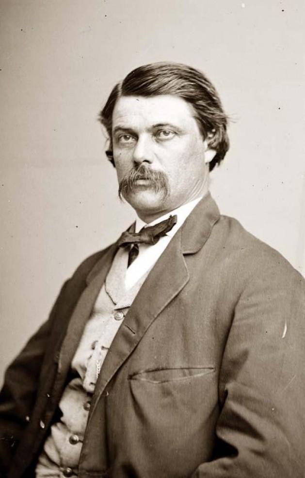 David B. Bridgford who commanded the Irish Battalion at the Battle of Kernstown