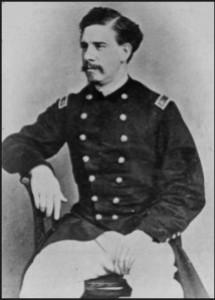 James Rowan O'Beirne during the American Civil War