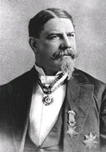 James Rowan O'Beirne in later life
