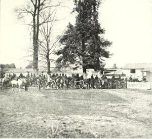 Battery M of the 1st Missouri Light Artillery during the 1864 Meridian Campaign (Photographic History of the Civil War)