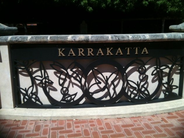Karrakatta Cemetery, Perth, Western Australia (Angela Gallagher)