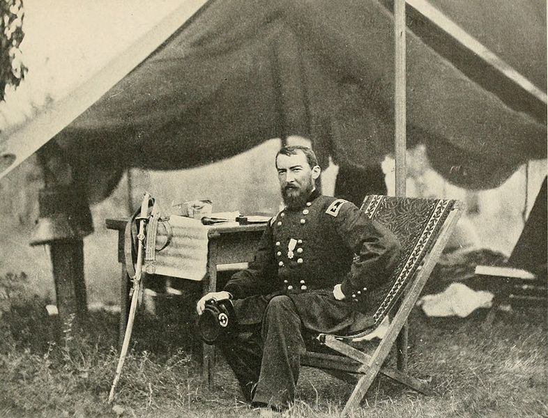 a brief review of the civil book commanders of the army of the potomac 5 responses to in the wake of vicksburg, u s grant as commander of the army of the potomac ecw week in review 14-20 august | emerging civil war.