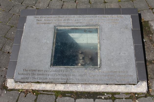 Lynch 9/11 Memorial Ballymote, Co. Sligo