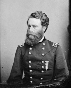 Brigadier-General Joseph A. Mower (Library of Congress)