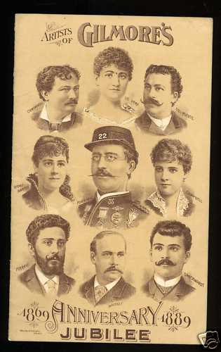 Anniversary Jubilee Program 1869-1889 (Jarlath MacNamara Collection)