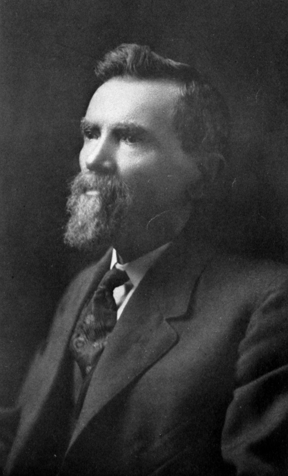John T. Browne, Ballylanders native, Confederate veteran and Mayor of Houston (Portal to Texas History)