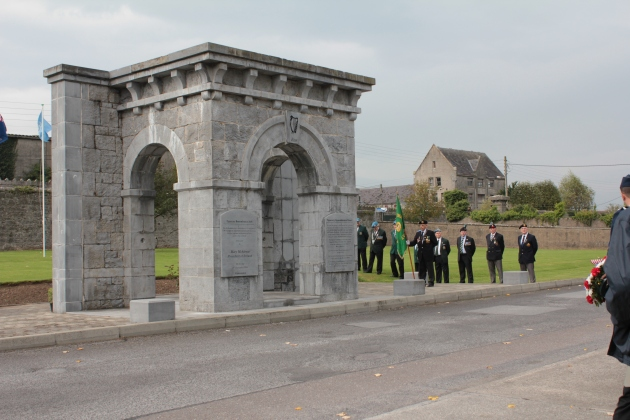 The Tipperary Remembrance Arch (Sara Nylund)