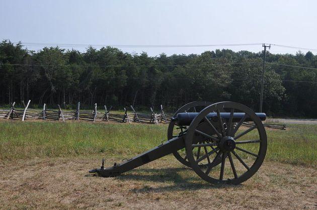 The Bristoe Station Battlefield (Jerrye & Roy Klotz)