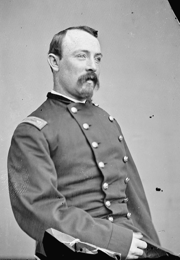 Colonel James E. Mallon (Library of Congress)