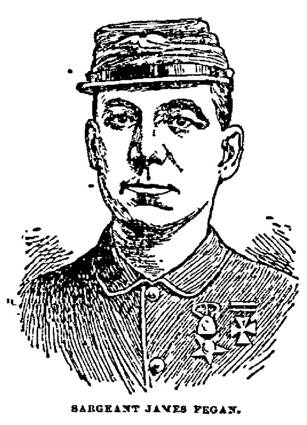 Sergeant James Fegan (Philadelphia Inquirer)