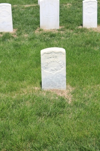 John Kenealy. Died 6th June 1864.