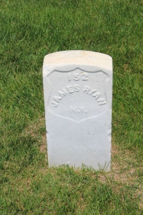 James Ryan, 170th New York Infantry. Died 12th June 1864.