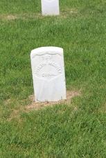 Joseph Mooney, 2nd Connecticut Heavy Artillery.
