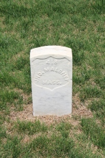 John Maloney, 37th Massachusetts Infantry. Died 8th June 1864.
