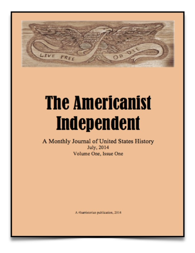 The Americanist Independent (Keith Harris)