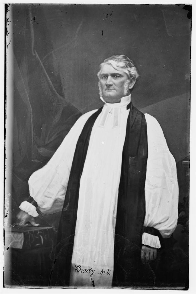 Bishop and Lieutenant-General Leonidas Polk (Library of Congress)
