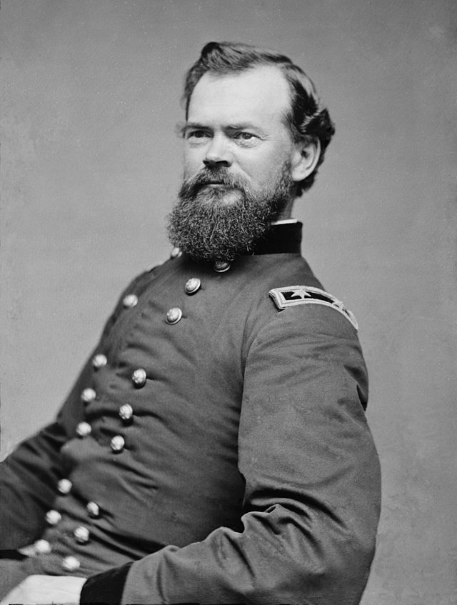 General James Birdseye McPherson (Library of Congress)