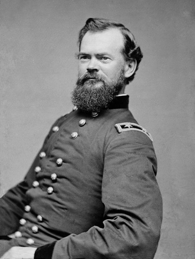 General James Birdseye McPherson (Library of Congress)