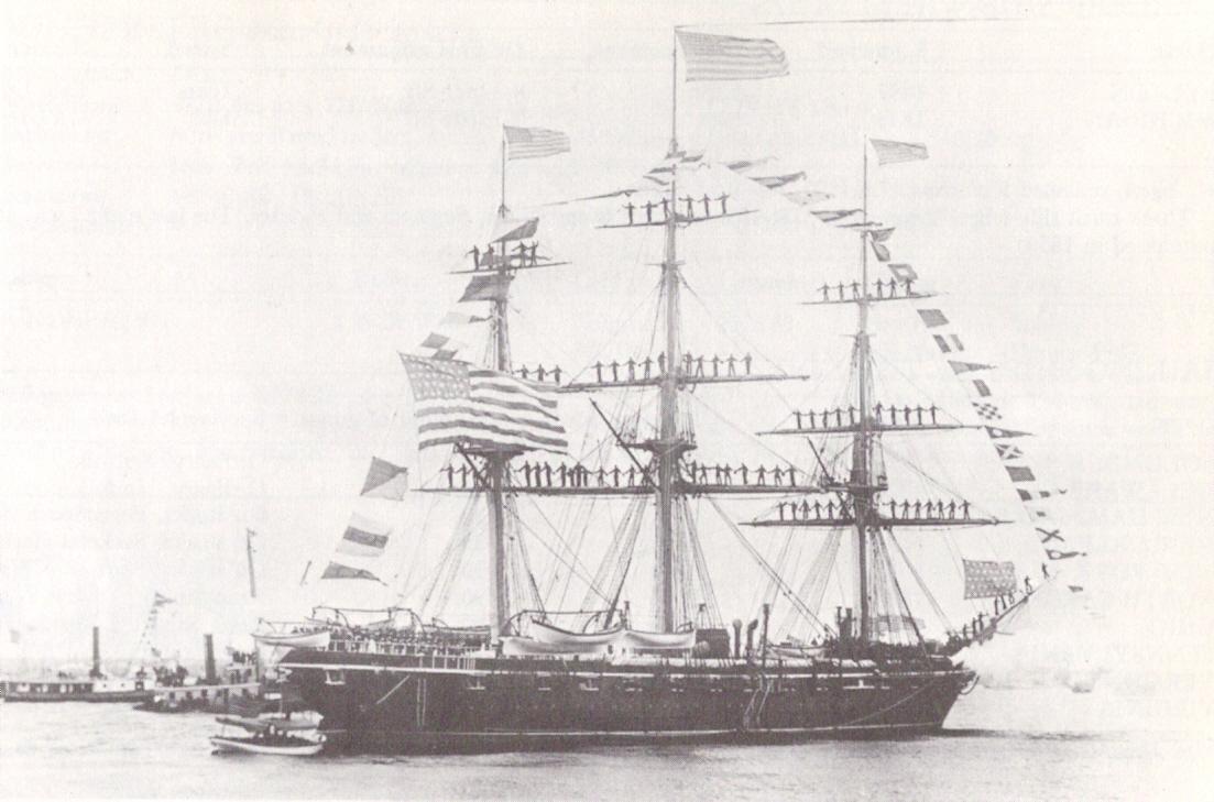USS Brooklyn (Wikipedia)