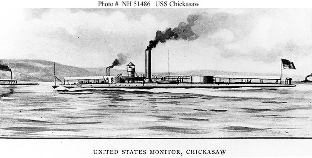 USS Chickasaw (Naval Historical Center)